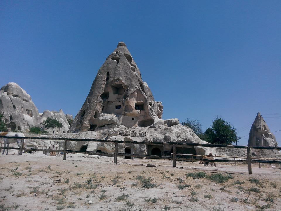 Cappadocia, Turkey, Home, Nevşehir Province