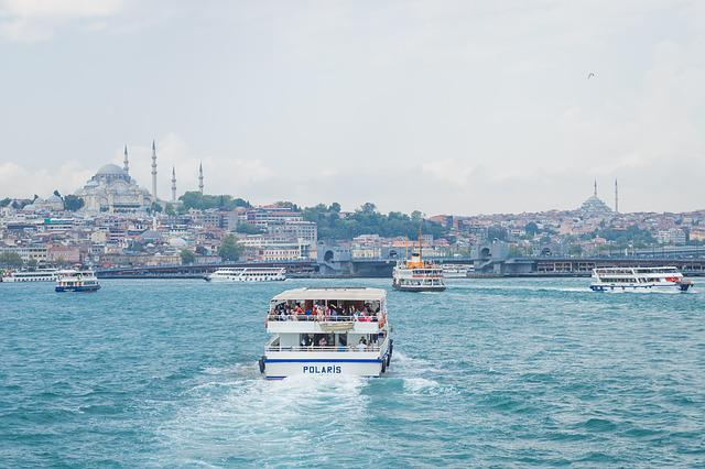Istanbul, Ship, Turkey, Shipping, Historically, Cruise