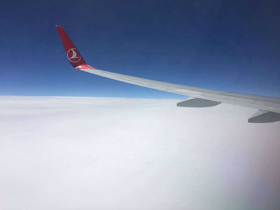 Turkish Airlines, Turkey, Turkish, Plane, Flight