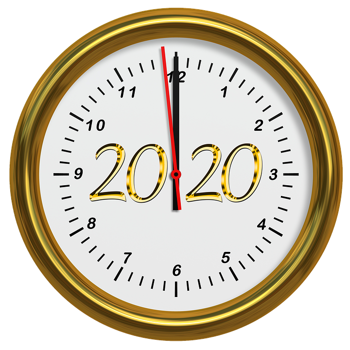 New Year's Eve, New Year's Day, 2020, Turn Of The Year