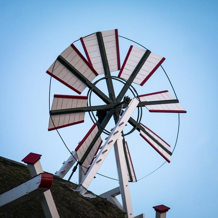 Pinwheel, Wind, Wheel, Turn