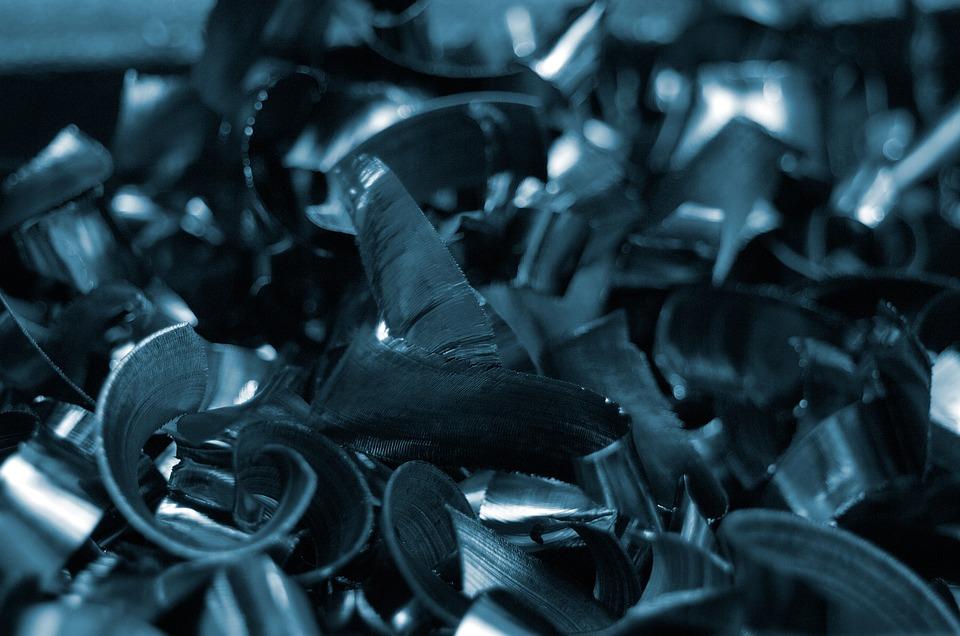 Steel, Chips, Turn, Iron, Industry, Steel Chips