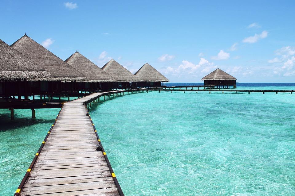 Paradise, Sea, Turquoise, Water, Ocean, Blue, Island