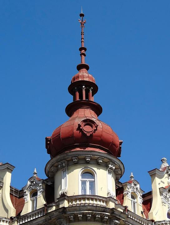 Freedom Square, Bydgoszcz, Turret, Tower, Building