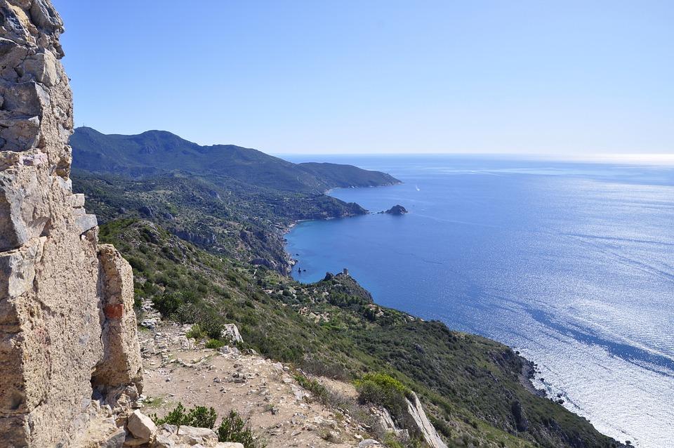 Costa, Sea, Tuscany, Water, Beach, Nature, Sky, Holiday