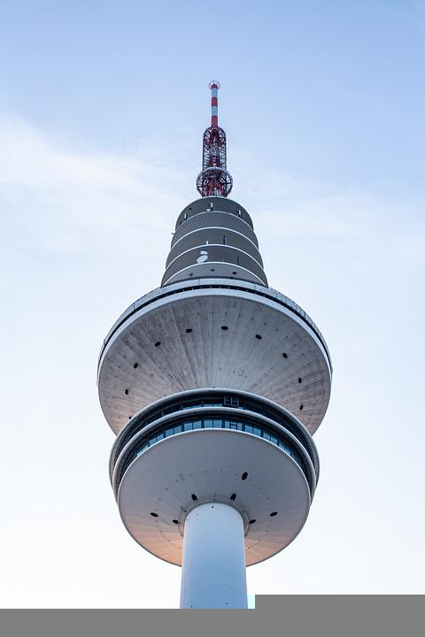 Tower, Tv Tower, Radio Tower, Structure, High