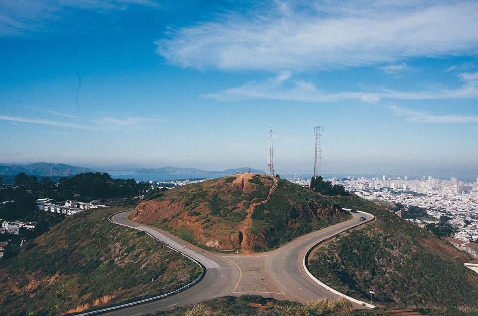San Francisco, Twin Peaks, Exploration