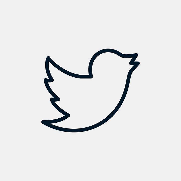 Twitter, Tweet, Twitter Icon, Twitter Logo