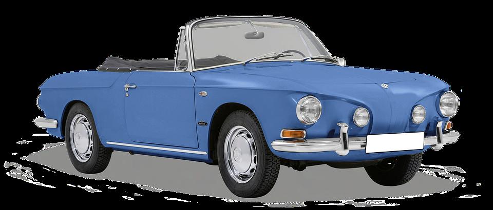 Karmann Ghia, Type 14, 1500 Cc, 45 Hp, 1961