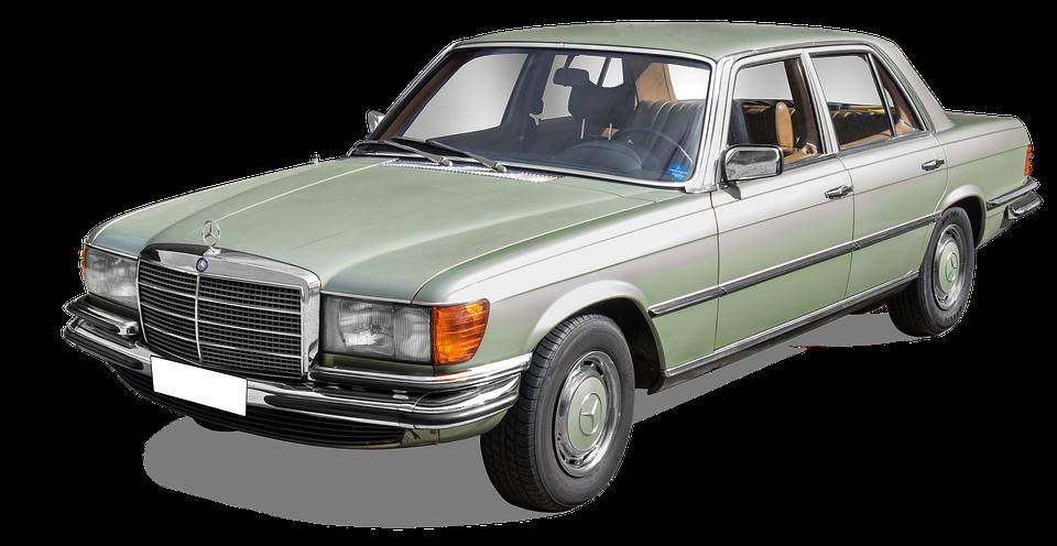 Mercedes-benz 280s, Type W116