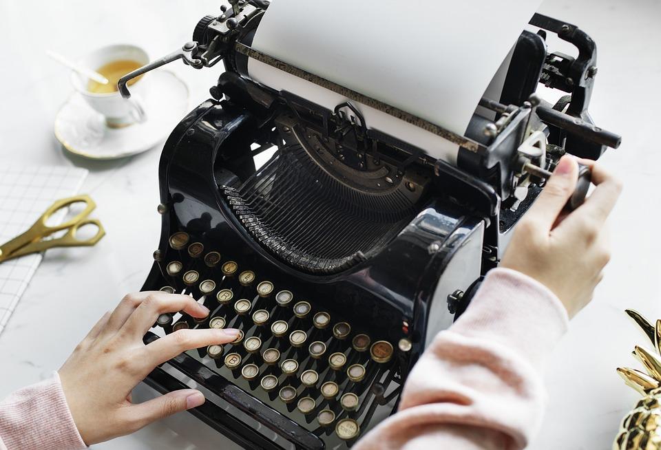 Technology, Machine, Typewriter, Equipment, Business