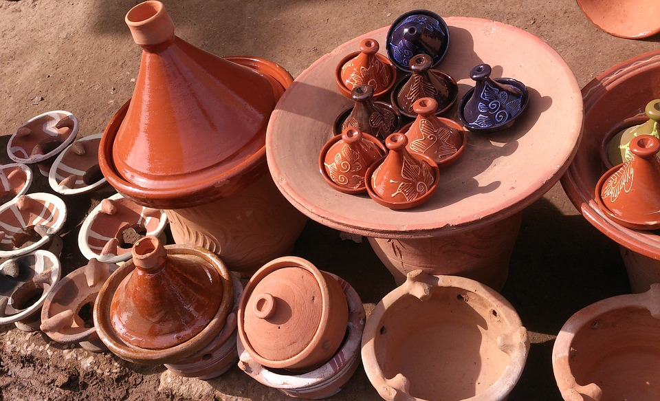 Mud, Crafts, Typical, Traditional, Decorative