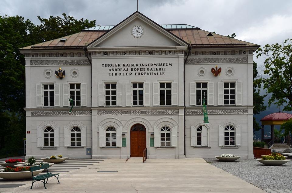 Innsbruck, Tyrol, Kaisers Infantry Museum