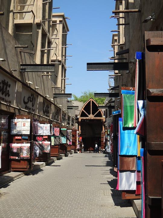 Dubai, Uae, Emirates, Emirate, Desert, Shop, Substances
