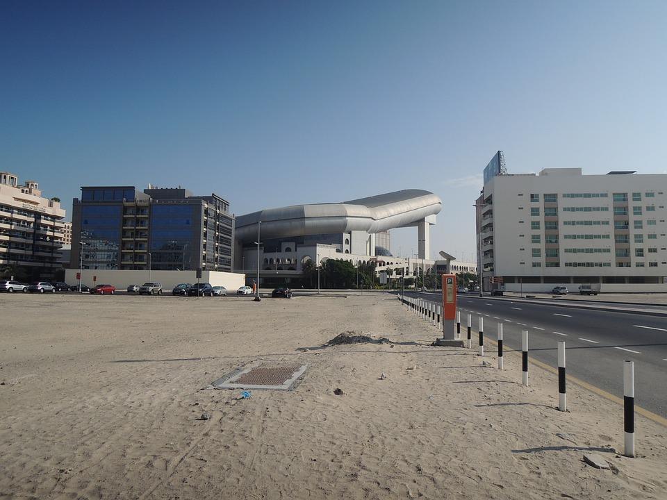 Dubai, Uae, Emirates, Emirate, Desert, Outdoor