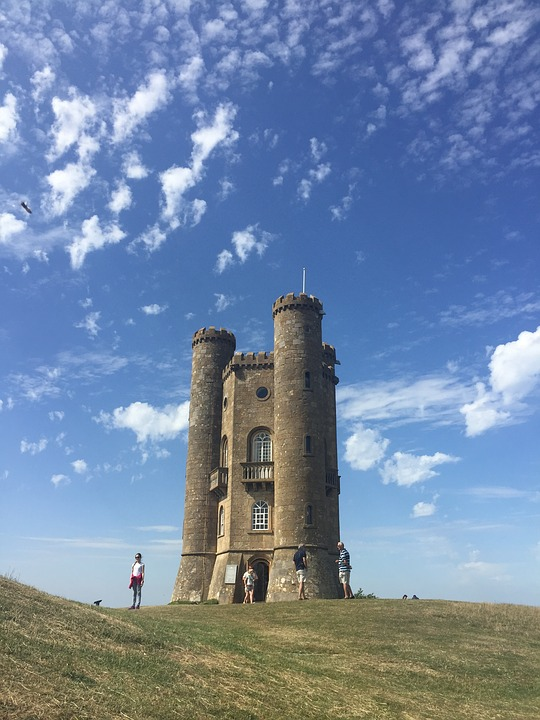 Broadway Tower, Tower, England, Uk
