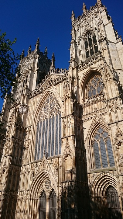 York Minster, Yorkshire, York, Uk, Cathedral