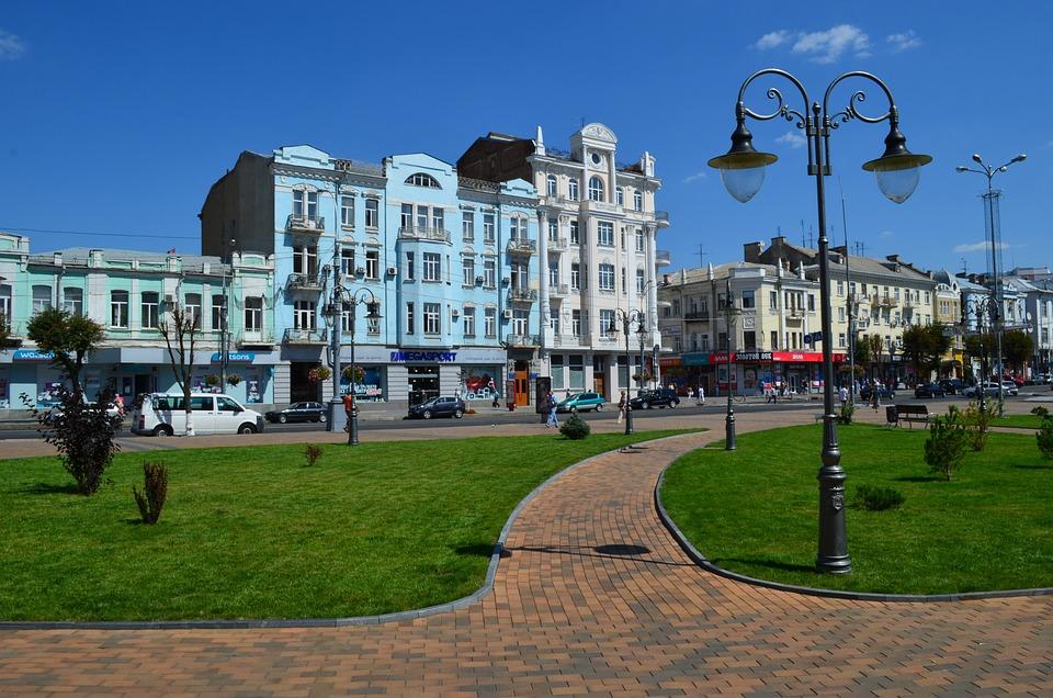Hotel, Ukraine, Vinnitsa