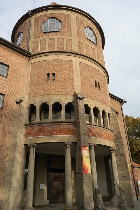 St Paul's Church, Church, Ulm, Church Portal, Are