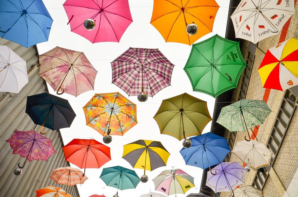 Umbrella, Protection, Parasol, April Weather, Screens