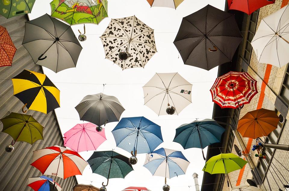 Umbrella, Protection, Screens, Rainy Weather, Awning