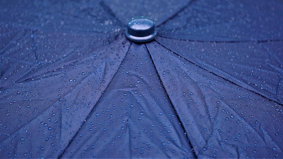 Rain, Screen, Umbrella, Raindrop, Wet, Weather