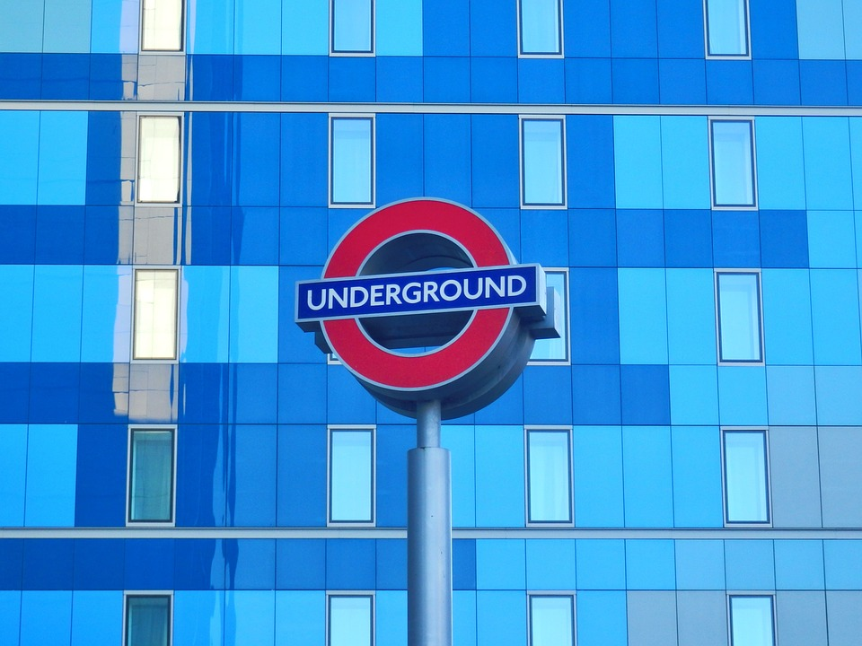 Underground, London, Transport, England, Subway