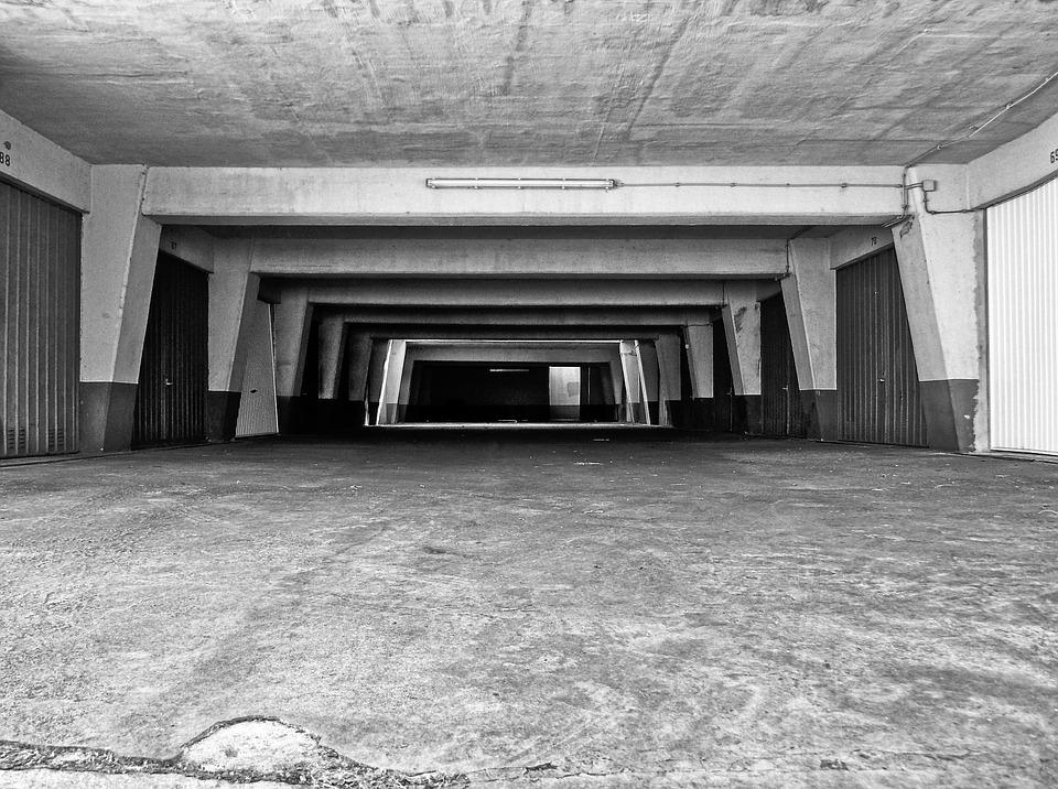 Underground Car Park, Auto, Gateway, Underground
