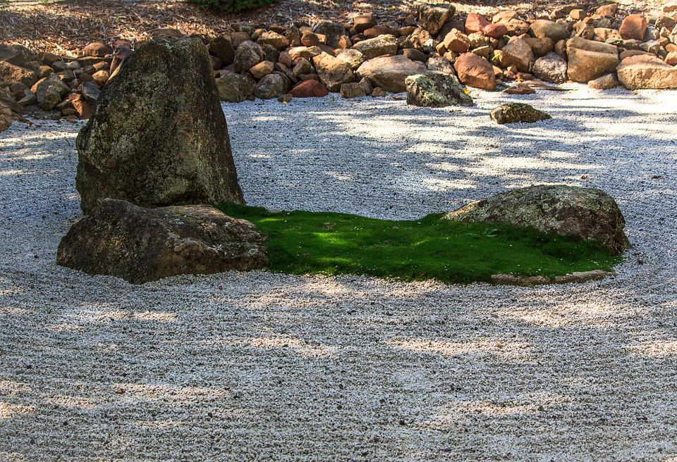 Zen Garden, Meditation, Insight, Understanding