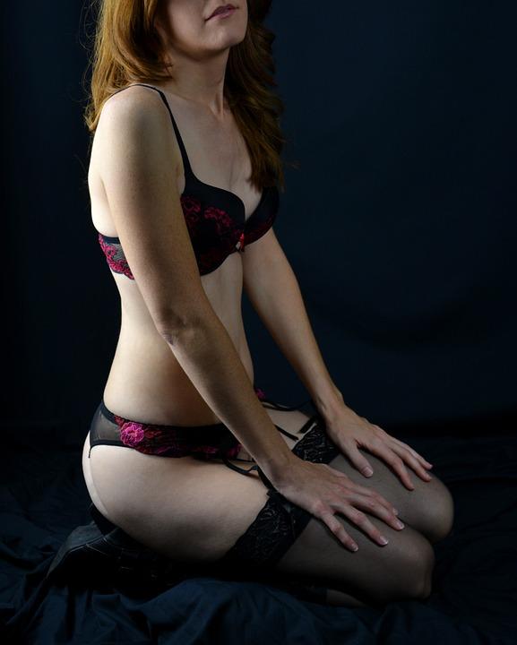 Lingerie, Sensual, Erotic, Woman, Underwear, Naked