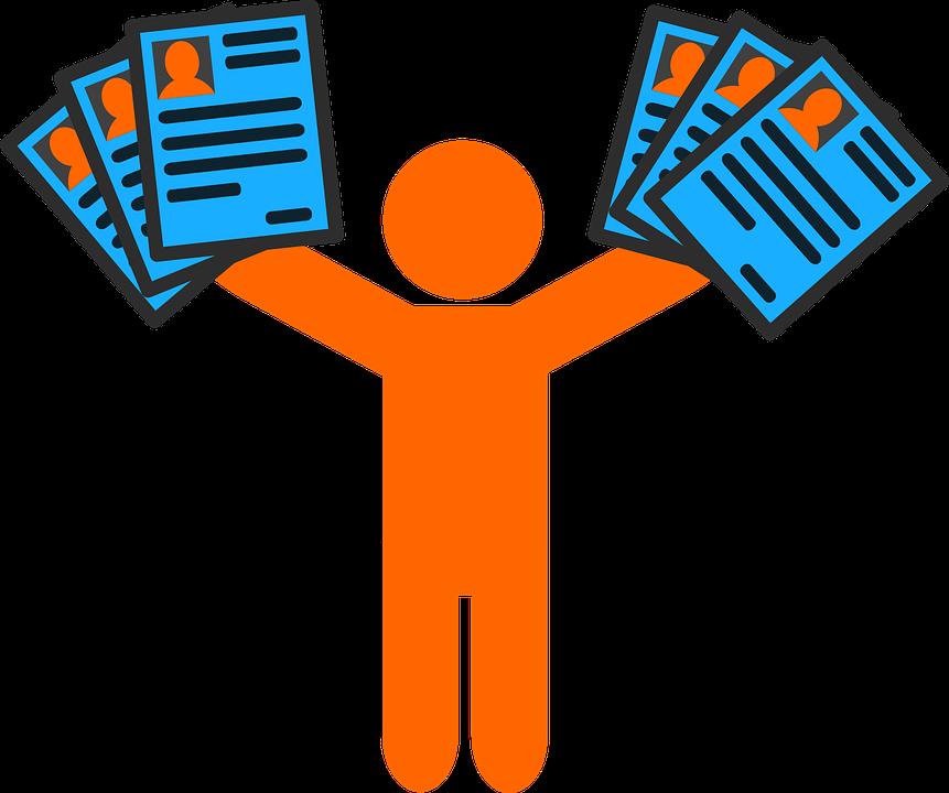 free photo unemployed resume unemployment interview job work max