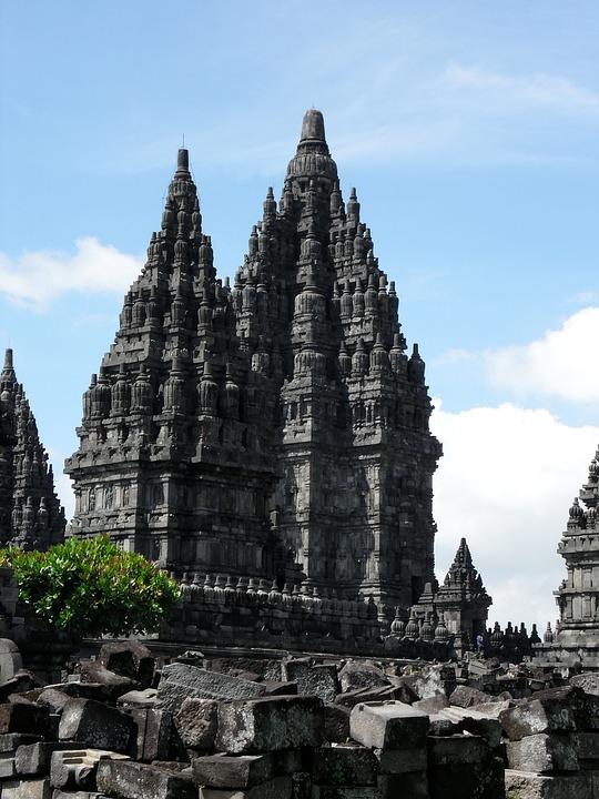 Prambanan, Temple, Java, Indonesia, Hinduism, Unesco
