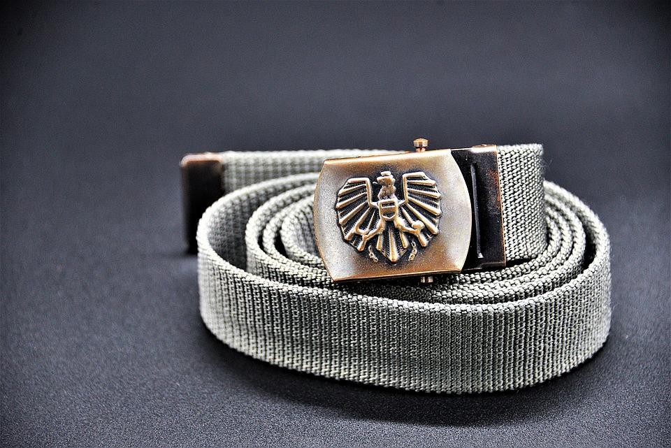 Belt Buckle, Belts, Federal Army, Uniform Belt