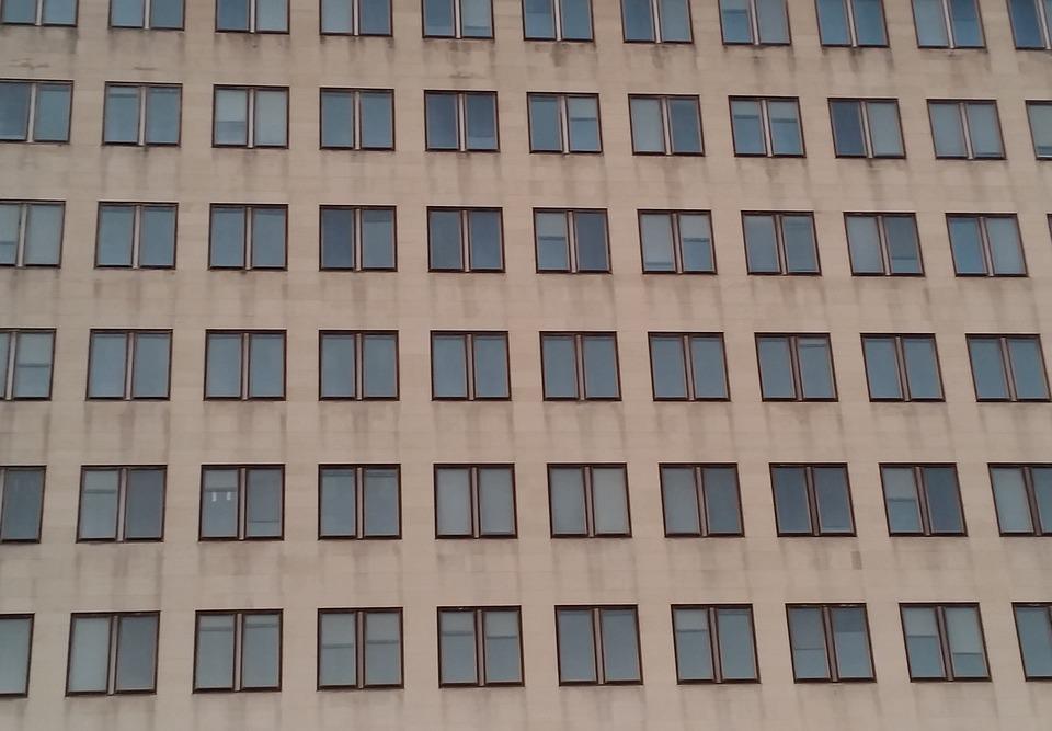 Windows, Uniformity, City, Lost