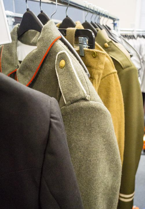 Uniforms, Military, World War 1, British, Uniform