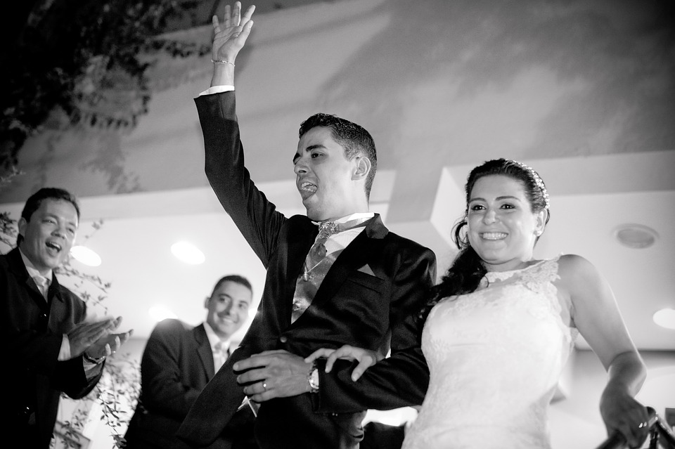 Marriage, Casal, Love, Grooms, Together, Union, Bride