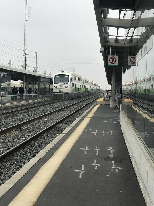Malton, Train, Canada, Toronto, Union Station
