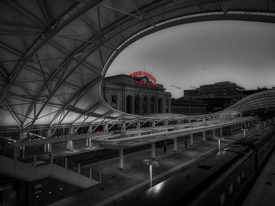 Union Station, Train, Travel, Landmark, Historic