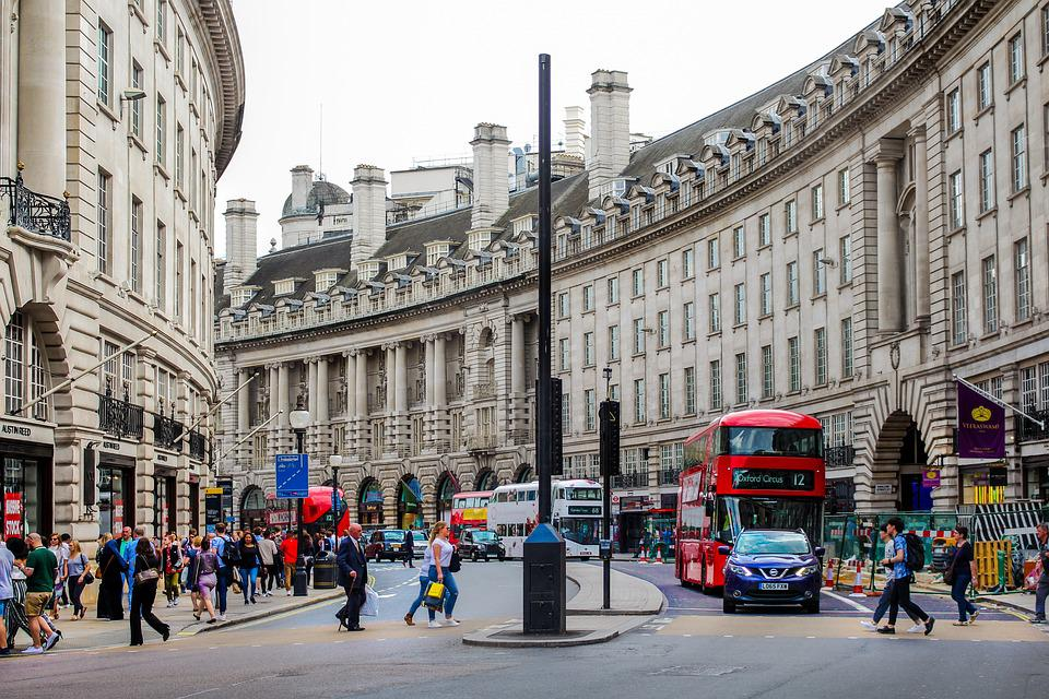 London, City, People, United Kingdom, Tourism