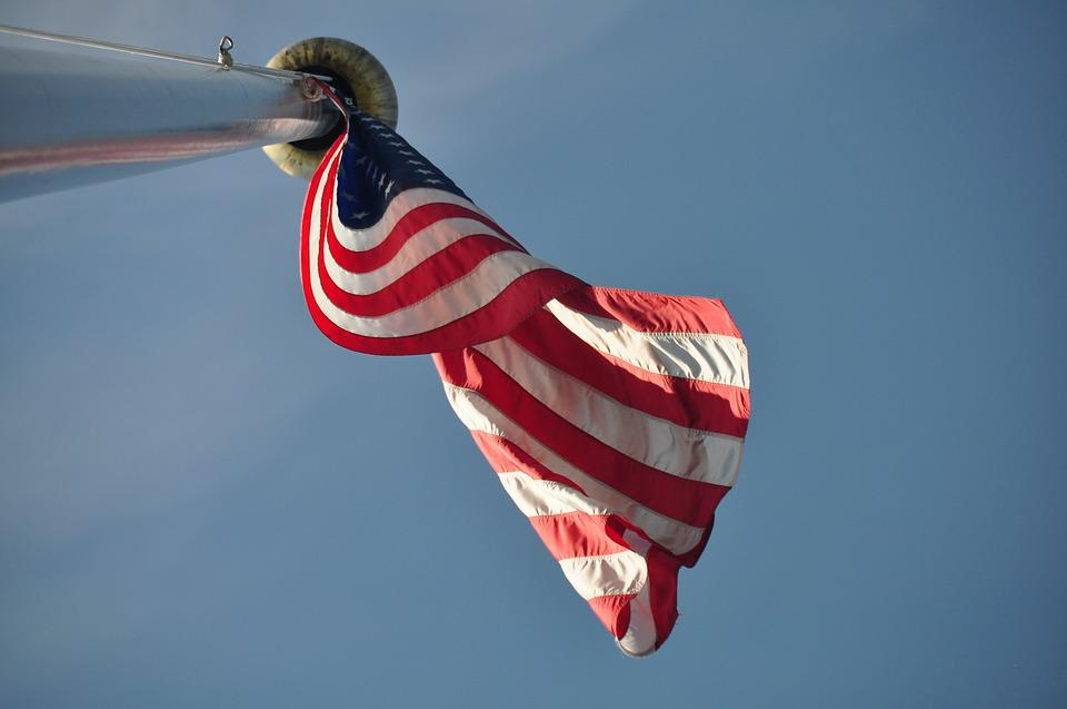 Flag, American Flag, United States Of America