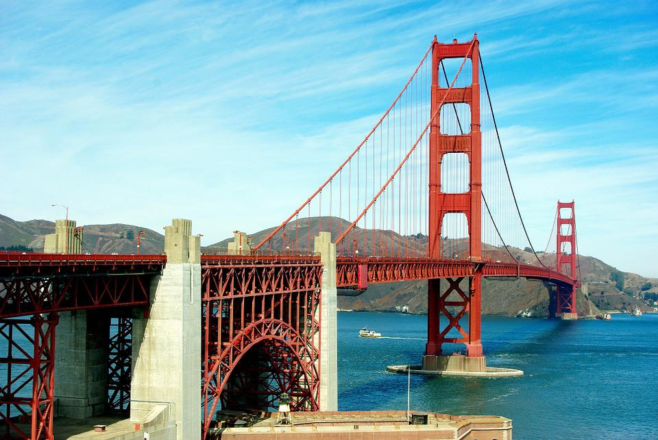 Usa, United States, San Francisco, California