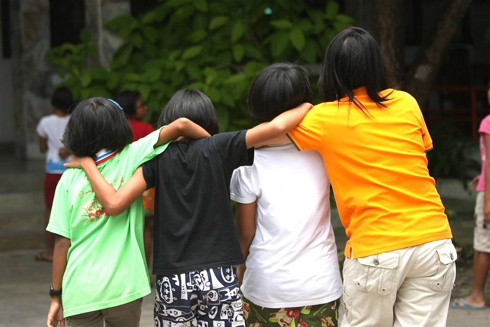 Hugs, Unity, Friend