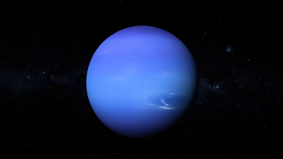 Neptune, Space, Planet, Science, Astronomy, Universe