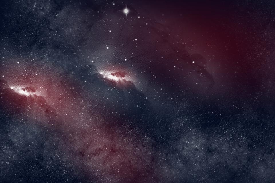 Galaxy, Stars, Universe, Space, Milky Way