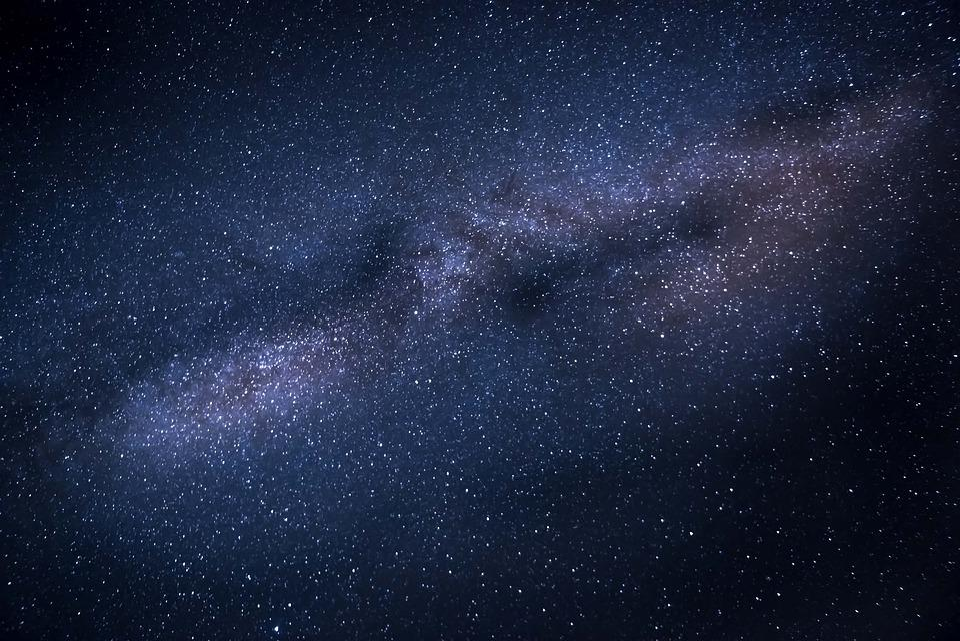Milky Way, Stars, Galaxy, Space, Universe, Astronomy
