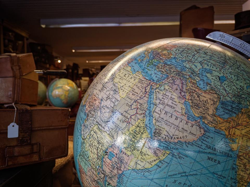 Globe, Earth, Planet, World, Universe, Science, Ball
