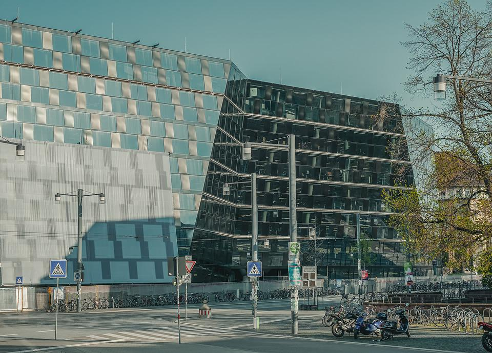 University Library, Freiburg, Library, Forcing House