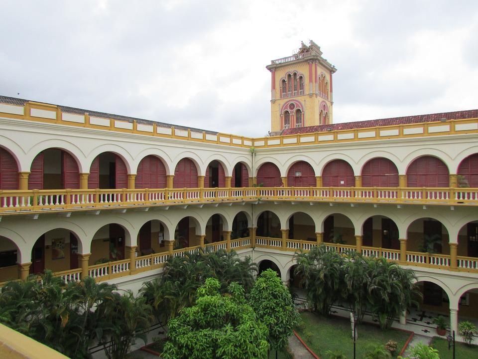 University Of Cartagena, Alma Mater, Colombia