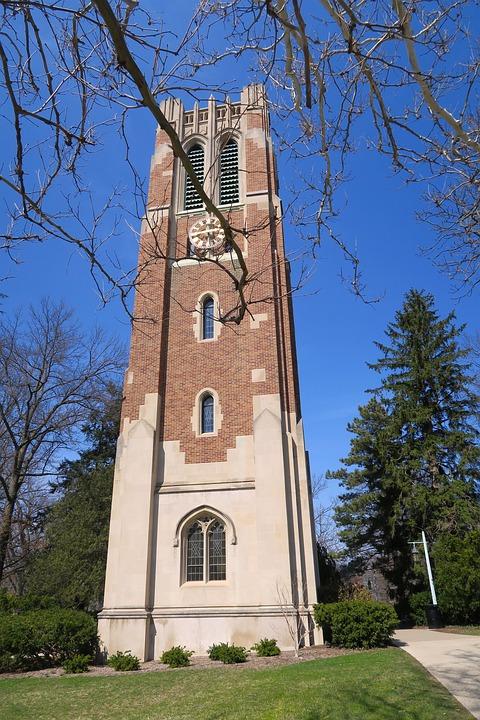 Tower, Michigan State University, University