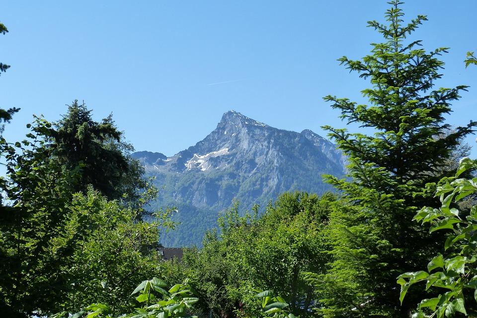 Unterberg, Say Mountain, This Limestone, Salzburg
